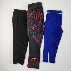Size Small Activewear Bottom Bundle